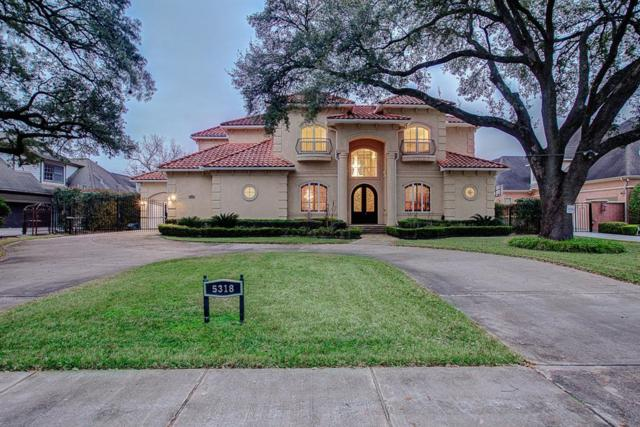 5318 Pine Street, Bellaire, TX 77401 (MLS #10913623) :: The Bly Team