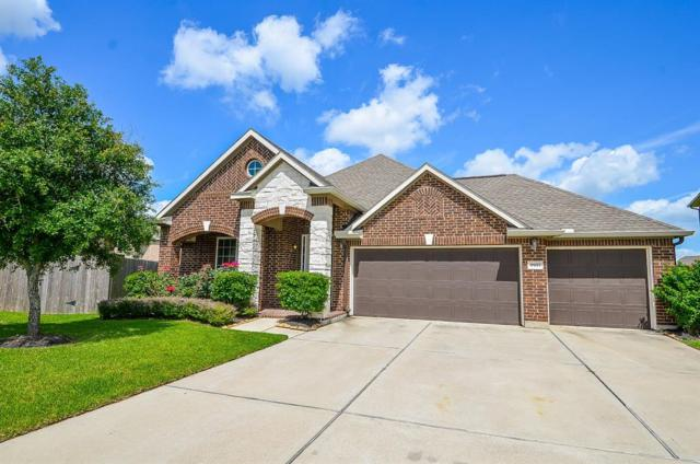 9957 Norhill Heights Lane, Brookshire, TX 77423 (MLS #10913979) :: The Bly Team