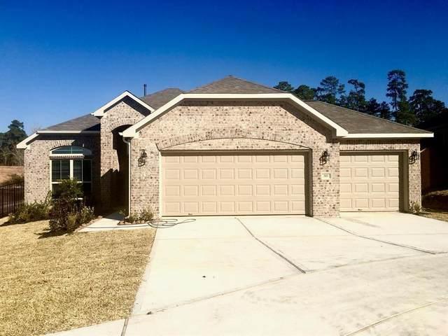 744 Wedgewood Park, Conroe, TX 77304 (MLS #10915782) :: Rachel Lee Realtor