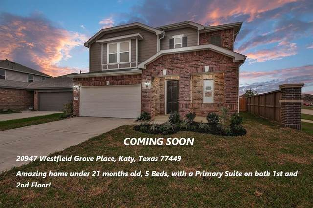 20947 Westfield Grove Place, Katy, TX 77449 (MLS #10920571) :: Michele Harmon Team