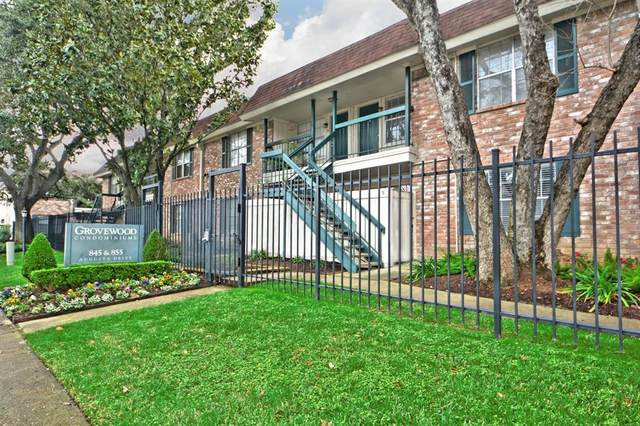 845 Augusta Drive #6, Houston, TX 77057 (MLS #10930953) :: The SOLD by George Team