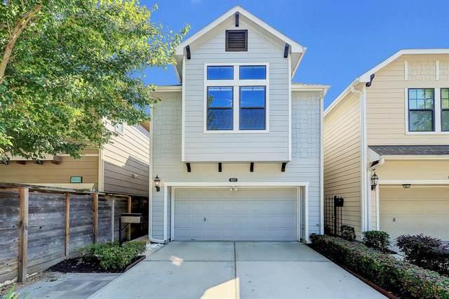 820 W 26th Street, Houston, TX 77008 (MLS #10941391) :: Texas Home Shop Realty
