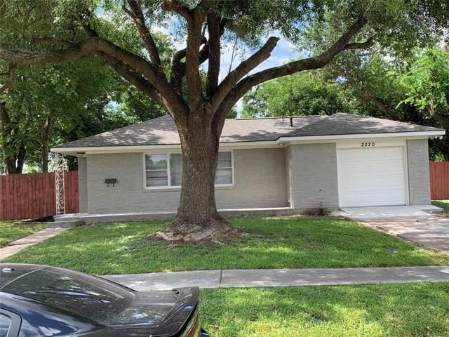 2220 Dorothy Street, Pasadena, TX 77502 (MLS #10943449) :: The SOLD by George Team