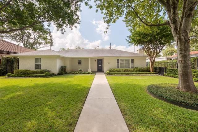 4611 Ingersoll Street, Houston, TX 77027 (MLS #10943702) :: Guevara Backman
