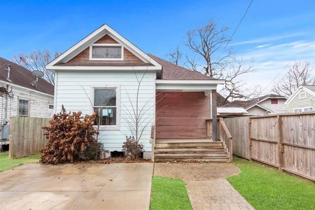 2017 Marion Street, Houston, TX 77009 (MLS #10949406) :: Texas Home Shop Realty