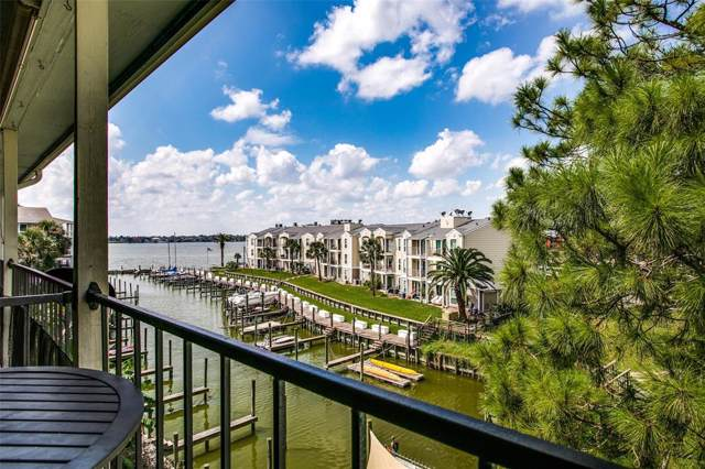 4011 Nasa Road 1 #615, Seabrook, TX 77586 (MLS #10952423) :: The SOLD by George Team