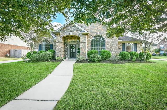 3418 Crossbranch Court, Pearland, TX 77581 (MLS #10953499) :: The Freund Group