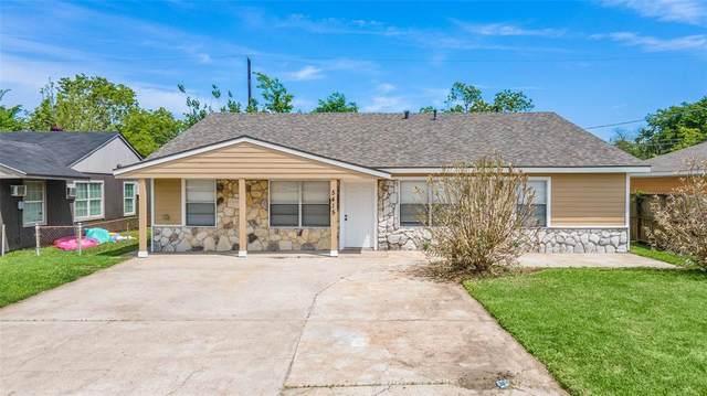 5415 Windemere Street, Houston, TX 77033 (MLS #10956095) :: Michele Harmon Team