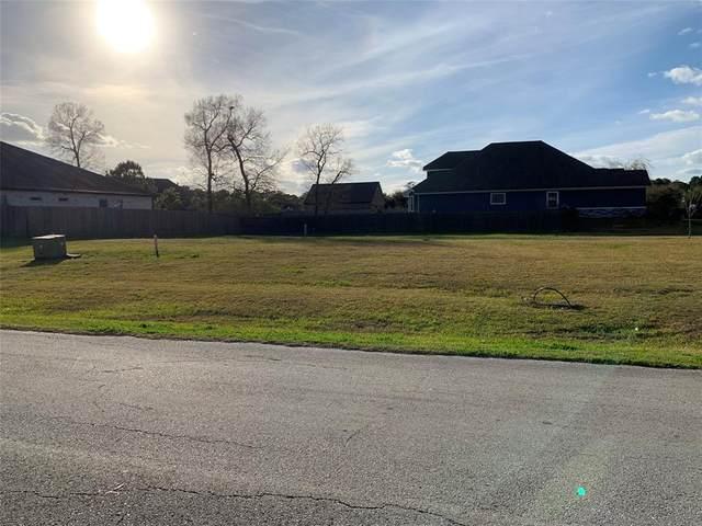 0 Bayou Drive, Dickinson, TX 77539 (MLS #10964667) :: Lerner Realty Solutions