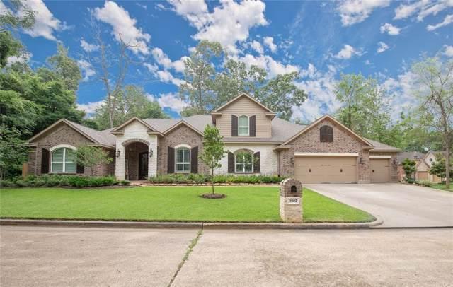 3502 Lazy Hollow Lane, Montgomery, TX 77356 (MLS #1096492) :: Ellison Real Estate Team