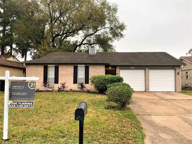8614 Sherrywood Drive, Houston, TX 77044 (MLS #10973237) :: Texas Home Shop Realty
