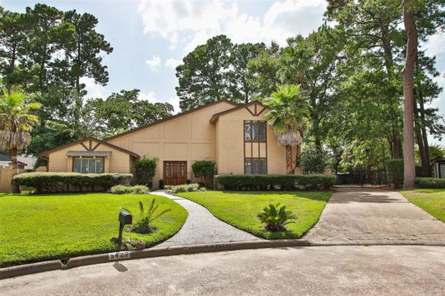 5422 Old Lodge Drive, Houston, TX 77066 (MLS #10973386) :: The SOLD by George Team