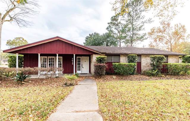 7615 Forest Park Drive, Beaumont, TX 77707 (MLS #10978195) :: Texas Home Shop Realty