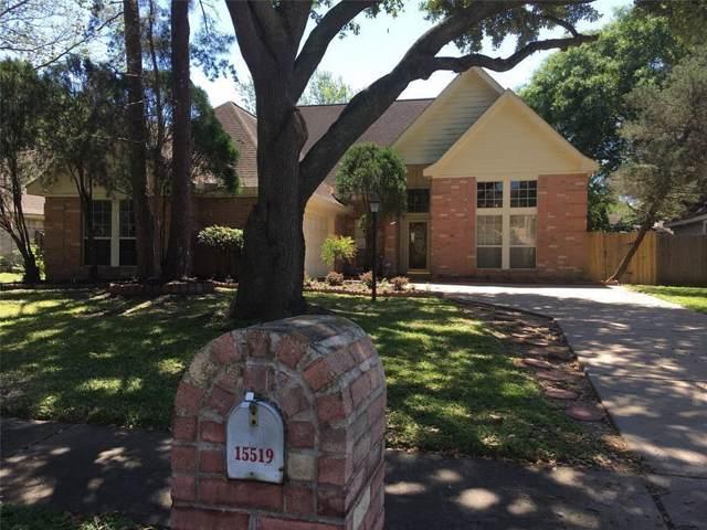 15519 Ensenada Drive, Houston, TX 77083 (MLS #10980508) :: Texas Home Shop Realty