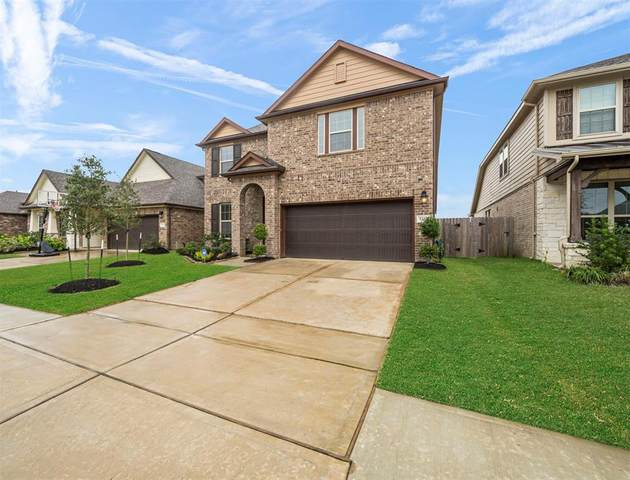 5102 Rue Dela Croix Drive, Katy, TX 77493 (MLS #10981633) :: The SOLD by George Team