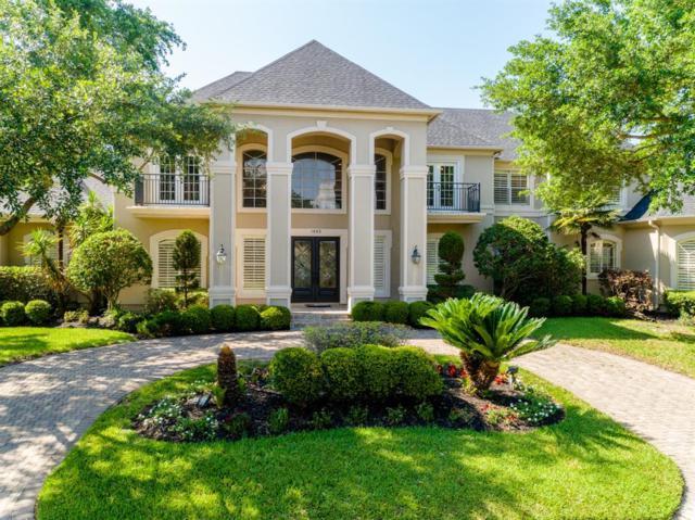 1603 Lakeshore Way, Houston, TX 77077 (MLS #10983227) :: Oscar Fine Properties