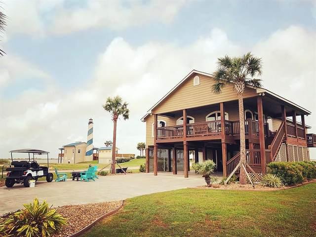 3441 Beachside Drive, Palacios, TX 77465 (MLS #10984249) :: The Home Branch