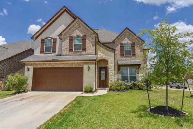 9402 Heath River Lane, Cypress, TX 77433 (MLS #10986042) :: The Parodi Team at Realty Associates