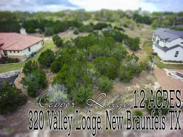 320 Valley Lodge, New Braunfels, TX 78132 (MLS #10986856) :: Texas Home Shop Realty