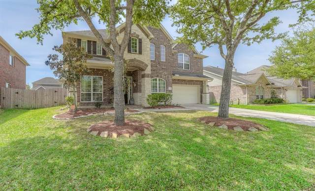 13602 Wild Lilac Court, Pearland, TX 77584 (MLS #1098698) :: The Home Branch