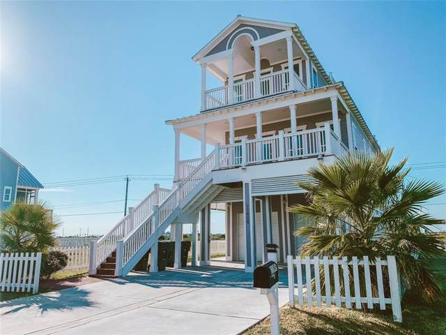 11606 Sea Butterfly Street, Galveston, TX 77554 (MLS #10987991) :: Caskey Realty