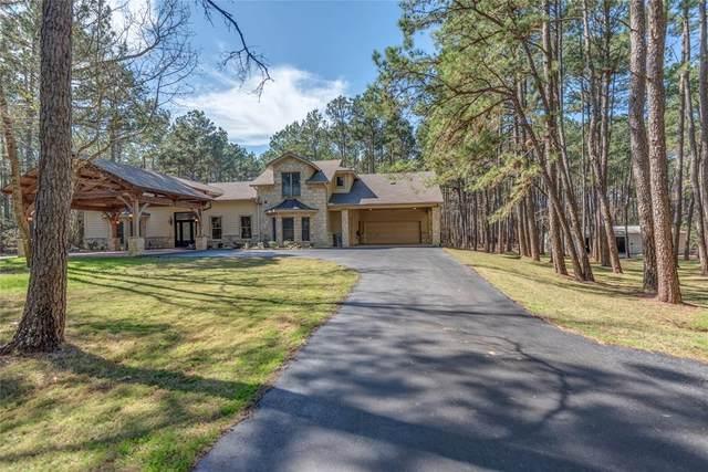 20515 Sapphire Circle, Magnolia, TX 77355 (MLS #10989318) :: The Home Branch