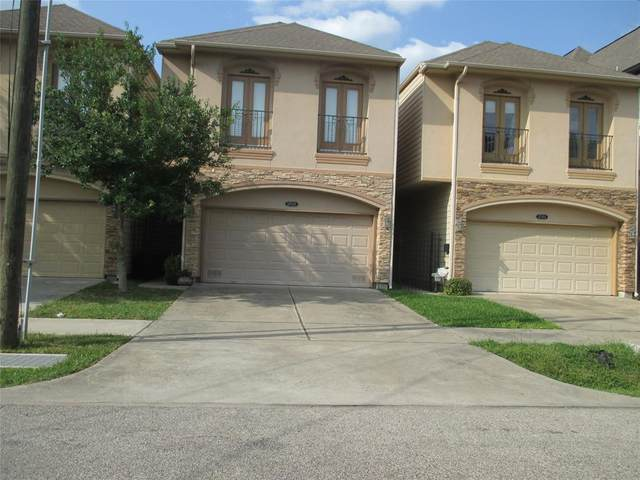 5708 Petty Street B, Houston, TX 77007 (MLS #10991200) :: Texas Home Shop Realty