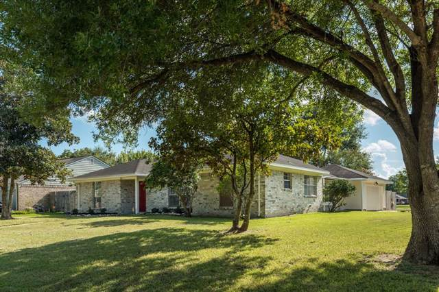 4910 Kentington Drive, Alvin, TX 77511 (MLS #10992867) :: The Home Branch