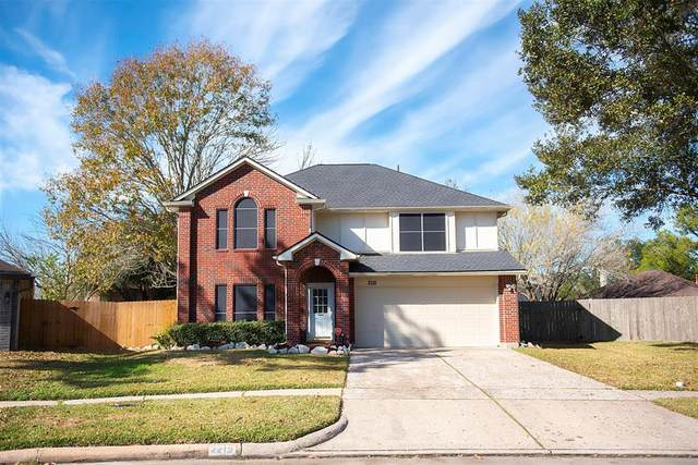 2215 Dublin Drive, League City, TX 77573 (MLS #10993719) :: The Heyl Group at Keller Williams