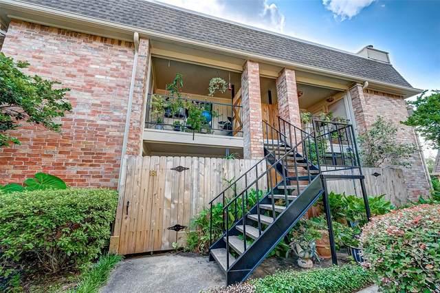 1601 S Shepherd Drive #281, Houston, TX 77019 (MLS #1099529) :: Caskey Realty