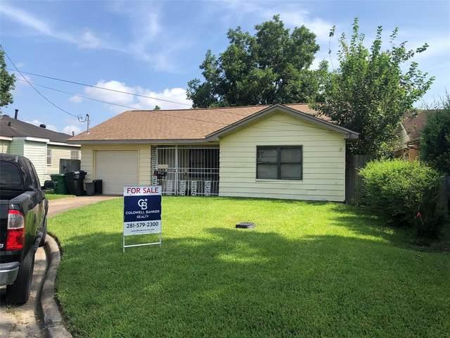 3511 Dreyfus Street, Houston, TX 77021 (MLS #11030153) :: Michele Harmon Team