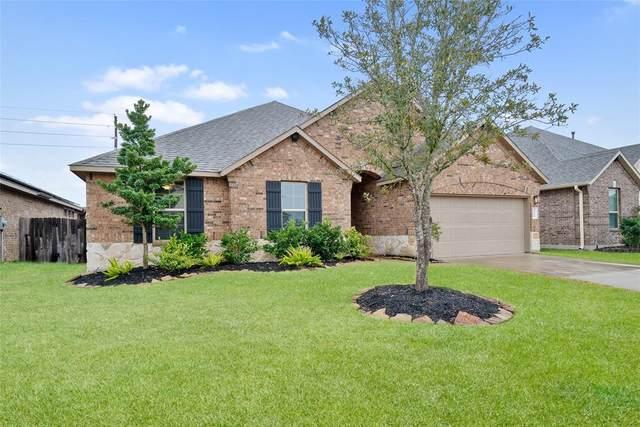 4418 Brenta Mountain Lane, Katy, TX 77493 (MLS #11032731) :: My BCS Home Real Estate Group