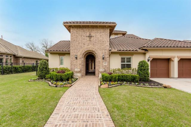 4022 Cantor Trails Lane, Sugar Land, TX 77479 (MLS #11042428) :: The Sansone Group