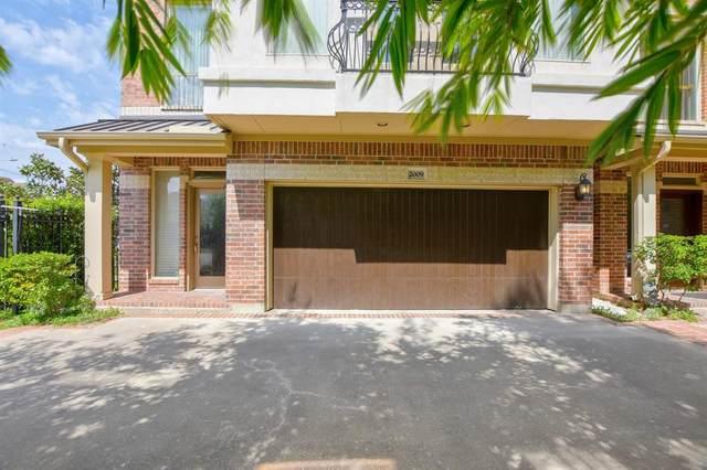 2009 Calumet Street, Houston, TX 77004 (MLS #11060536) :: Ellison Real Estate Team