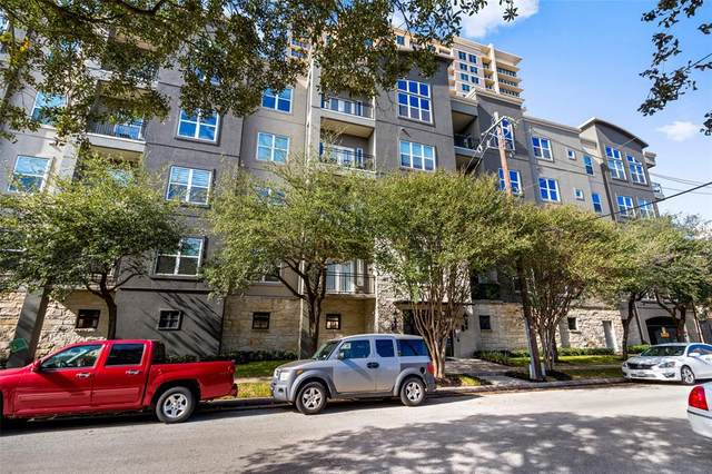 1010 Rosine Street #47, Houston, TX 77019 (MLS #11061272) :: The Parodi Team at Realty Associates
