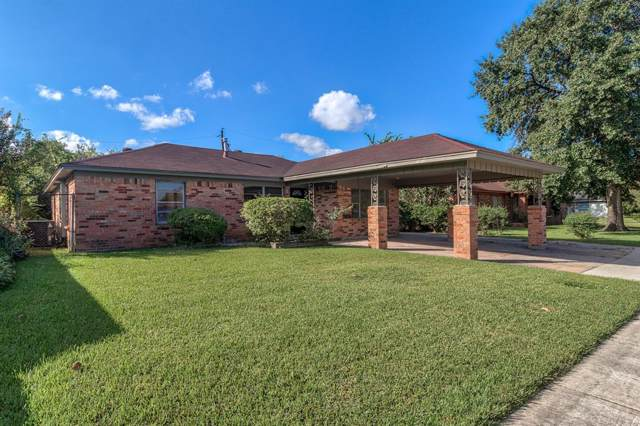 8506 Richcroft Street, Houston, TX 77029 (MLS #11067564) :: The SOLD by George Team
