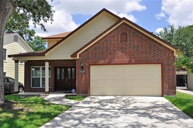 2322 Southgate Boulevard, Houston, TX 77030 (MLS #11076190) :: Texas Home Shop Realty