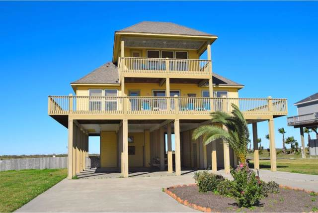 3637 Biscayne Beach Road, Port Bolivar, TX 77650 (MLS #11079807) :: Caskey Realty
