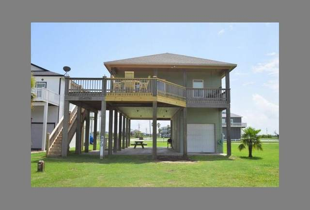873 Townsend Drive, Crystal Beach, TX 77650 (MLS #11093194) :: Ellison Real Estate Team