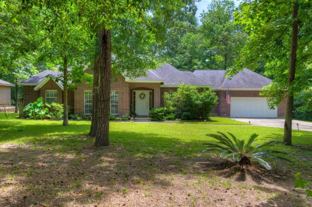 281 Lake Grove Drive, Coldspring, TX 77331 (MLS #11106946) :: The Bly Team