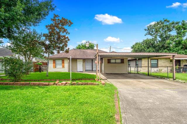 566 Pecan Drive, South Houston, TX 77587 (MLS #11120714) :: The SOLD by George Team