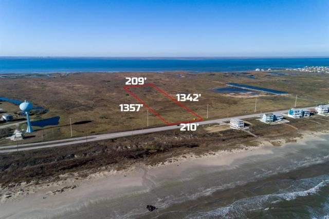 TR 10-1 San Luis Pass Road, Galveston, TX 77554 (MLS #11146249) :: Caskey Realty