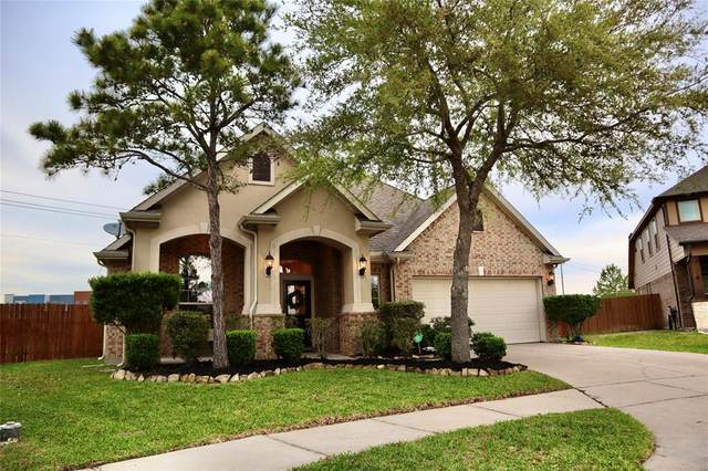 201 Bailey Brook Lane, Dickinson, TX 77539 (MLS #11159587) :: The SOLD by George Team