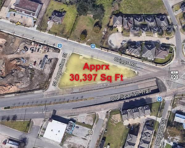 0 St Augustine, Houston, TX 77021 (MLS #11178049) :: Keller Williams Realty