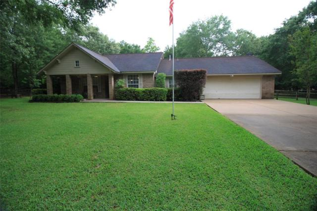 5523 Ranch Lake Drive, Magnolia, TX 77354 (MLS #11188936) :: The SOLD by George Team