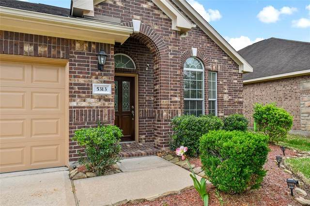5313 Lilac Grove Lane, Rosharon, TX 77583 (MLS #11196269) :: Connect Realty