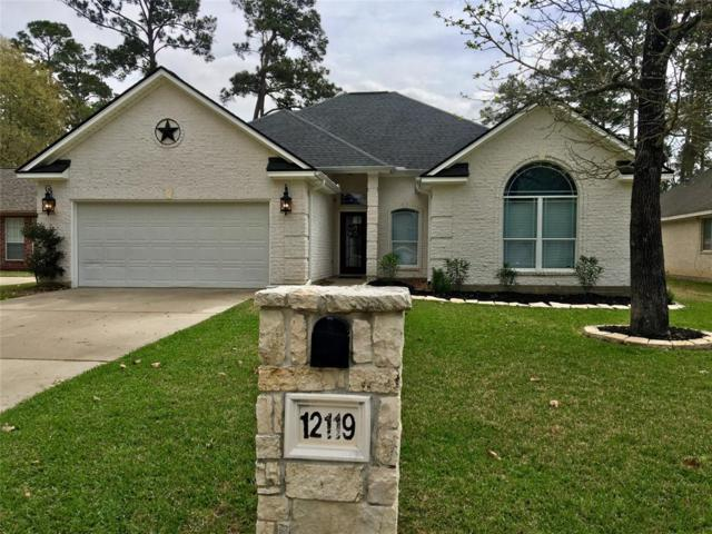 12119 Browning Drive, Montgomery, TX 77356 (MLS #11208833) :: REMAX Space Center - The Bly Team