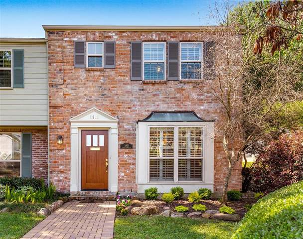 5811 Valley Forge Drive #99, Houston, TX 77057 (MLS #11209967) :: Michele Harmon Team