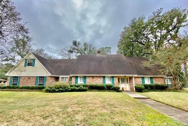 308 Trailwood Drive, Crockett, TX 75835 (MLS #11238932) :: The Home Branch