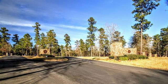 Lot 68 Fire Sky Road, Huntsville, TX 77340 (MLS #11249878) :: The Sansone Group